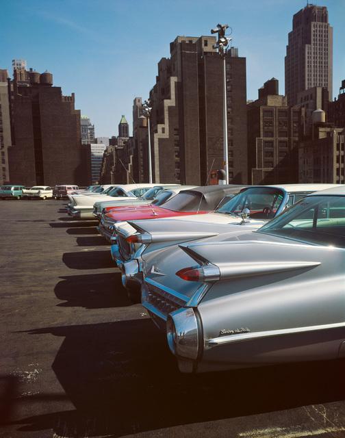 , 'Car Park, New York,' 1965, Danziger Gallery