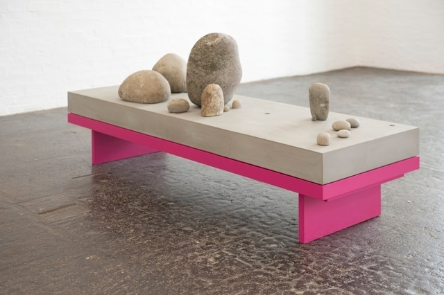 , 'Daybed #3,' 2013, Galerie Peter Kilchmann
