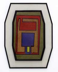 Carmelo Arden Quin, 'Labyrinthe', 1948, Durban Segnini Gallery