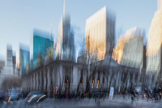 , 'New York Dream 05,' 2017-2018, Artistics