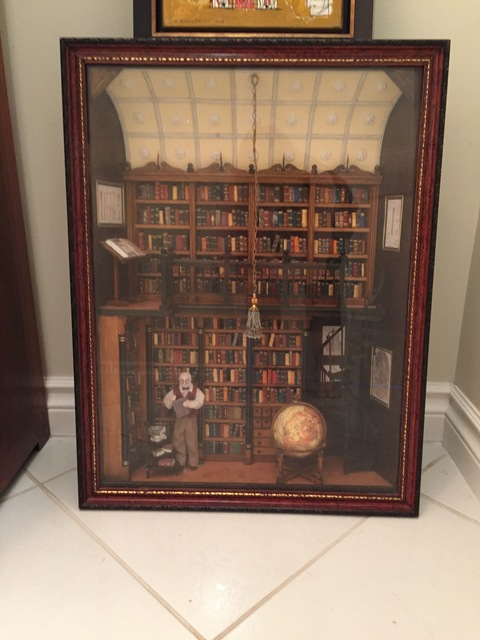 , 'The Library ,' , SkyGallery