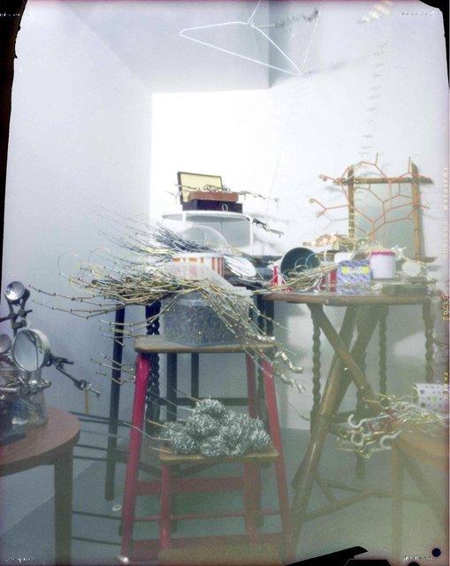 , 'Crystalline Energy,' 2010, WORKPLACE