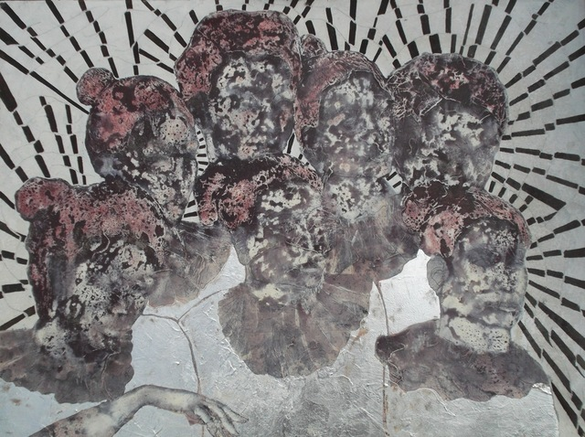 , 'The Great Uncovering Of The Face Of God,' 2006, White Court Art
