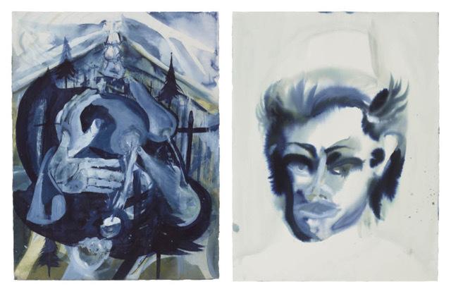 Ulf Rollof, 'BLUE 5', CFHILL