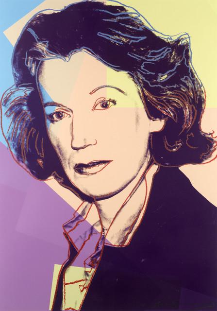 , 'Mildred Scheel F.&S. II.238,' 1980, Verosa