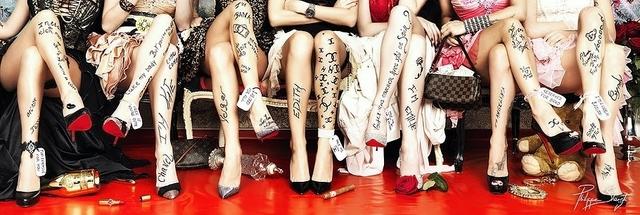 , 'Prostitution Legs,' 2016, Art Angels