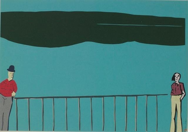 , 'Silent River,' 2009, Powen Gallery