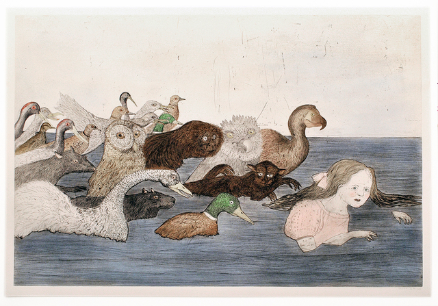 Kiki Smith, 'Pool of Tears II,' 2000, Mary Ryan Gallery, Inc