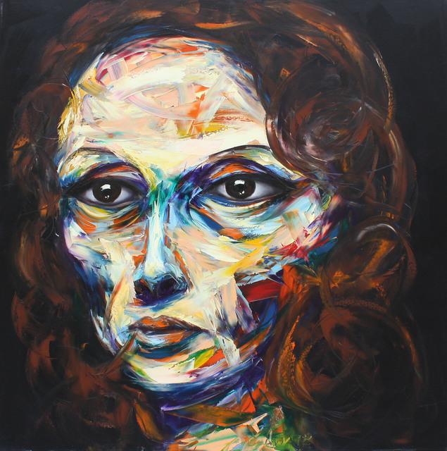 Bader Mahasneh, 'Fairuz 2', 2018, Orient Gallery