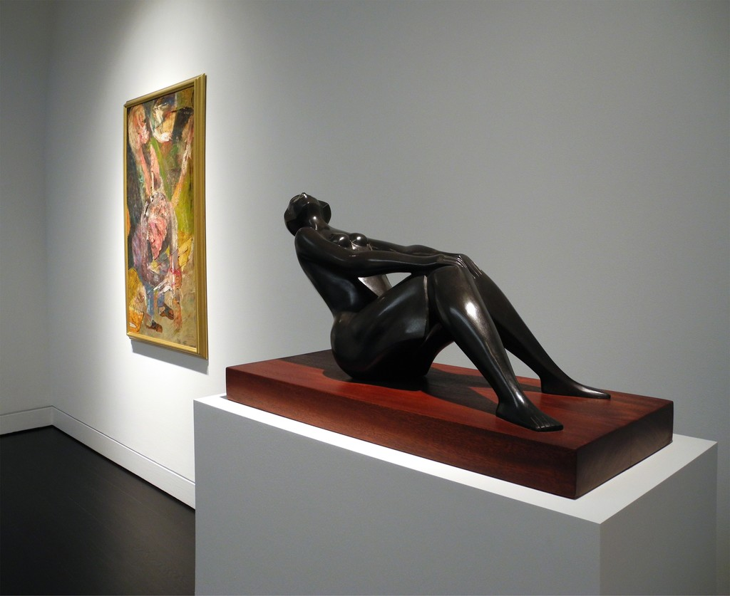 Elizabeth Catlett & Benny Andrews, September 14 - October 29, 2016, HEMPHILL Fine Arts