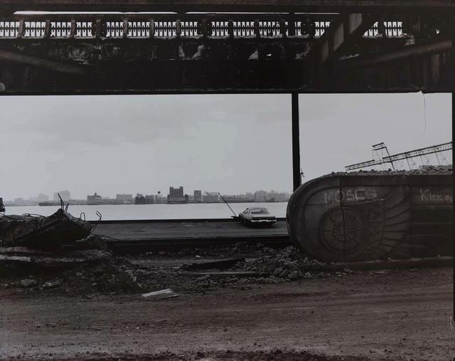 , 'Westside Highway 6,' 1983-84, Salomon Arts Gallery