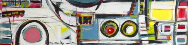 , 'Swing #25,' 2018, 440 Gallery