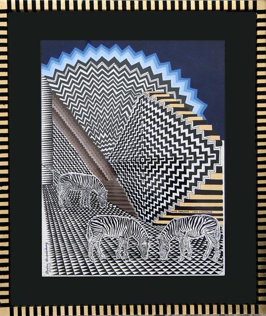 , 'Vidas Paraleas Vidas Diagonales,' 2016, FIFTY24MX