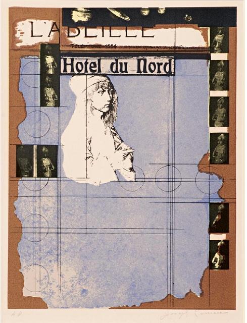 , 'Hotel du Nord (Little Durer),' 1972, Alpha 137 Gallery