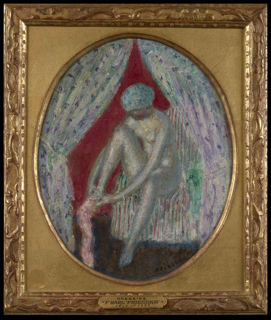 , 'Dressing,' , Debra Force Fine Art