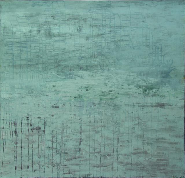 , 'Ríos de plata,' 2016, Galería Quetzalli