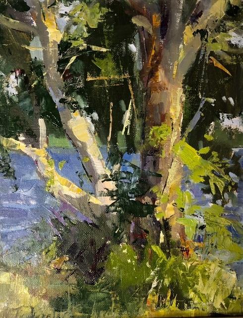 , 'Florida Tree Study,' 2018, Gildea Gallery