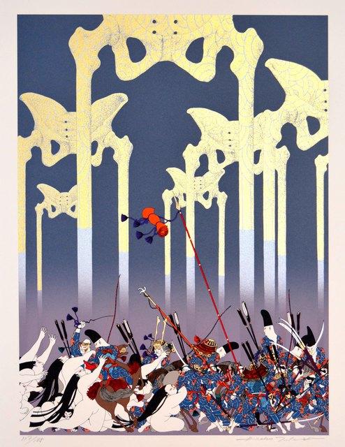Hideo Takeda, 'Fall of the Taira Clan', 1985-1999, Ronin Gallery