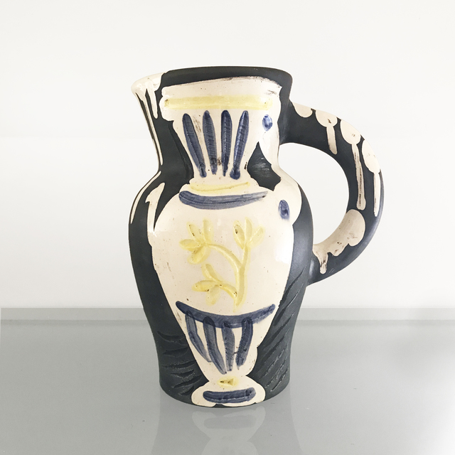Pablo Picasso, 'Pitcher with Vase', ca. 1954, Peter Blake Gallery