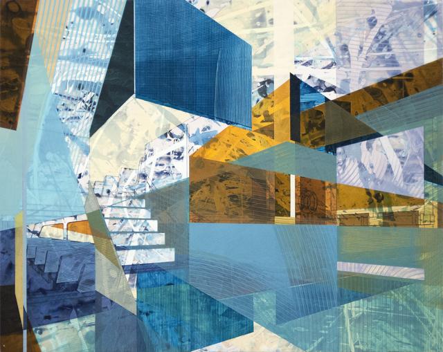 Benjamin Boothby, 'Fish Fry & Cigarette Smoke', 2013, Marloe Gallery