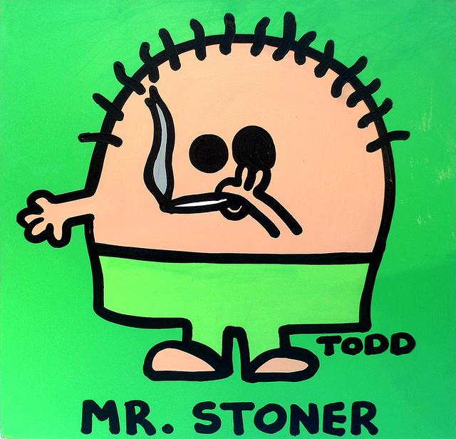 , 'Mr. Stoner,' , The Ross Art Group Inc.