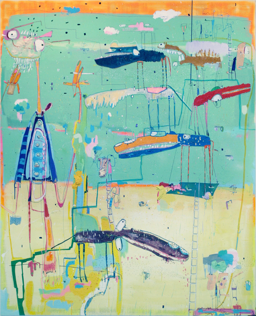 , 'Sin Titulo,' 2016, Allouche Gallery