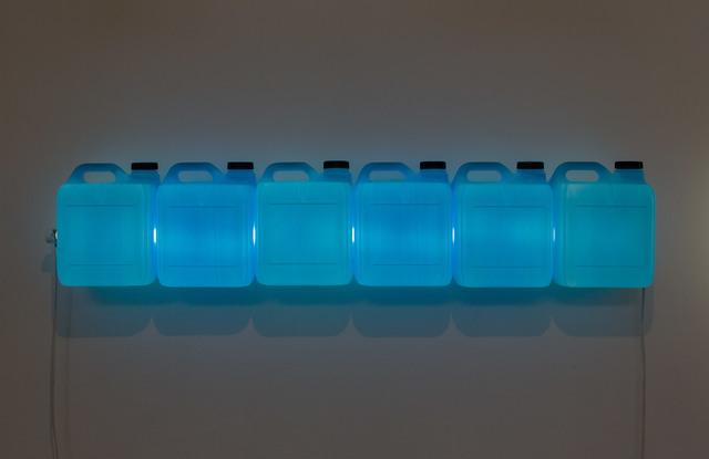 , 'Strait (Blue),' 2015, Roslyn Oxley9 Gallery