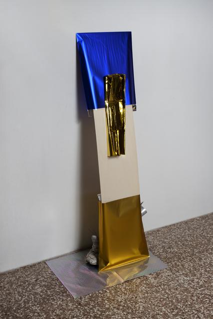 , 'Regalo la bandiera,' 2014, Federico Luger (FL GALLERY)