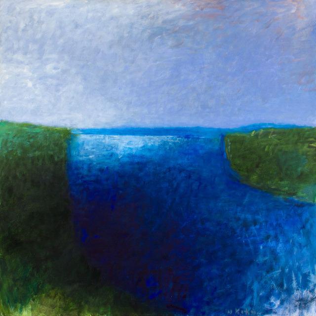 , 'DARK RIVER BEND,' 1984, Jerald Melberg Gallery