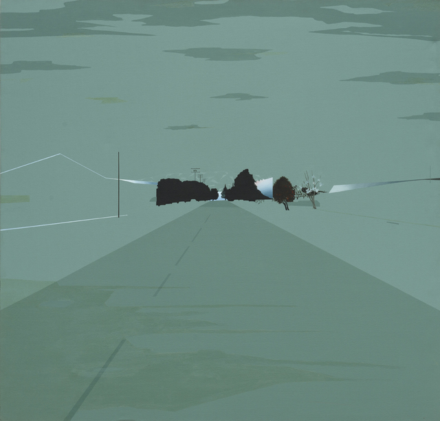 , 'Lost Landscapes #4,' 2004, Lora Schlesinger Gallery