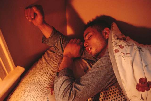 , 'Sleeping Boy Two, Bronx, New York, circa late 1980's,' 2015, Albert Merola Gallery