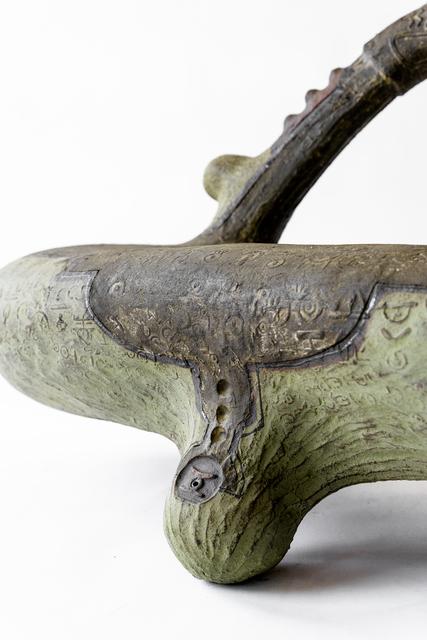 Andile Dyalvane, 'Ngobozana (My Village)', 2020, Design/Decorative Art, Partially glazed terracotta clay, Friedman Benda