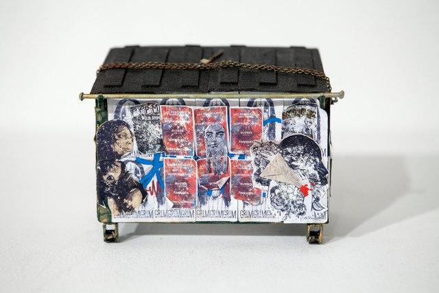 , 'Not Grim,' 2015, Hashimoto Contemporary