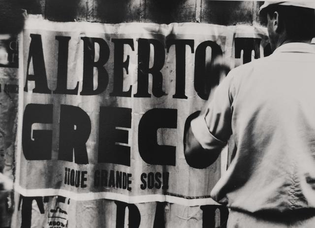 Alberto Greco, 'Alberto Greco. ¡Qué grande que sos!', 1961-2006, Del Infinito