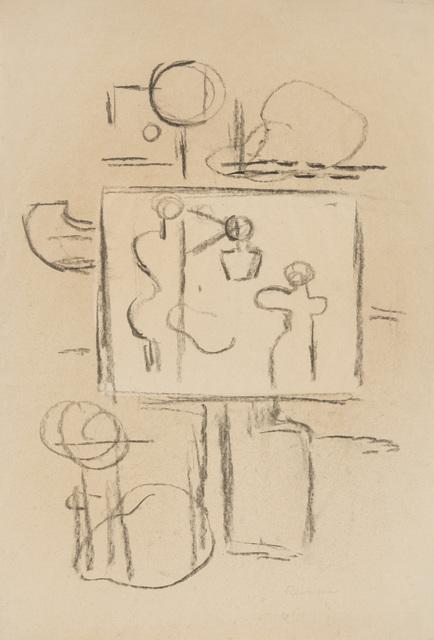 , 'Atelierbild (Studio Picture),' 1925, Galerie Klaus Gerrit Friese