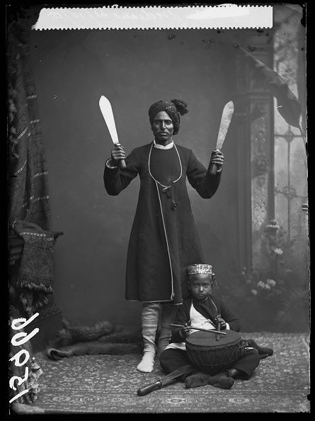 , 'Indian Juggler,' 1885, Getty Images Gallery