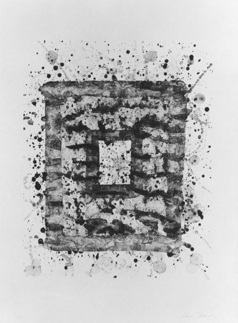 Sam Francis, 'Untitled (SF-201)', 1975, The Lapis Press