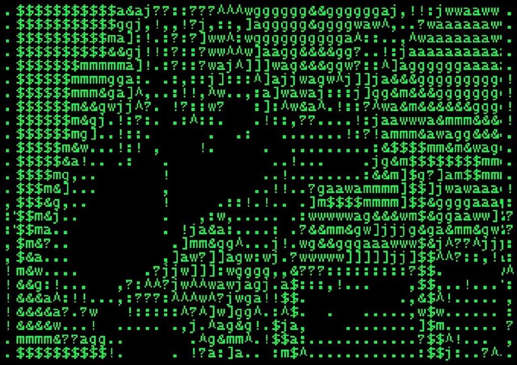 Yoshi Sodeoka, 'ASCII Rock,' 2003, Rhizome ArtBase