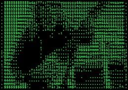 Yoshi Sodeoka, 'ASCII Rock', 2003, Rhizome ArtBase