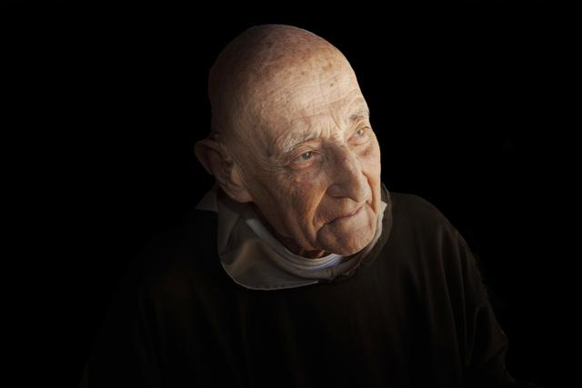 , 'Moines bénédictins frere de keur moussa au senegal,' , Felix Frachon