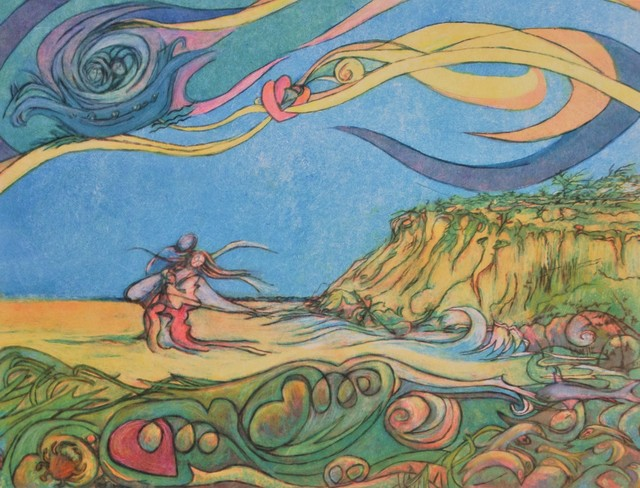 , 'Mystic Journey,' 2018, Miller White Fine Arts