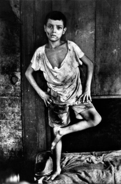 , 'Flavio da Silva, Rio de Janeiro, Brazil,' 1961, Jenkins Johnson Gallery