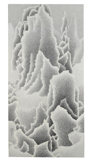 , 'Bise can freeze snow 寒風凝雪圖,' 2005, Alisan Fine Arts