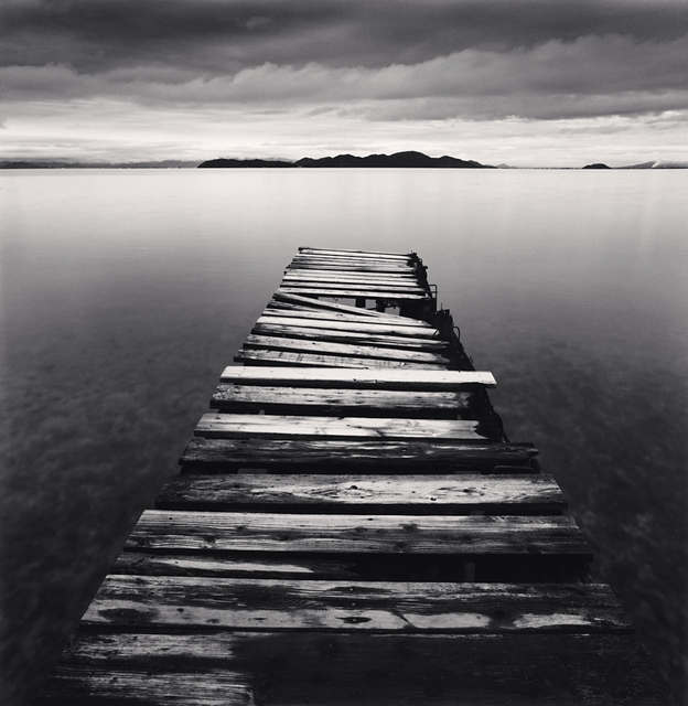 , 'Crumbling Boardwalk, Shiga, Honshu, Japan,' 2003, G. Gibson Gallery