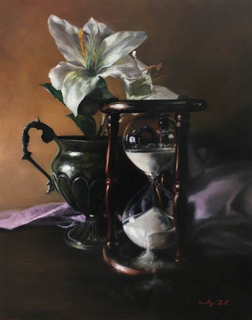 , 'Lost Time,' , Copley Society of Art