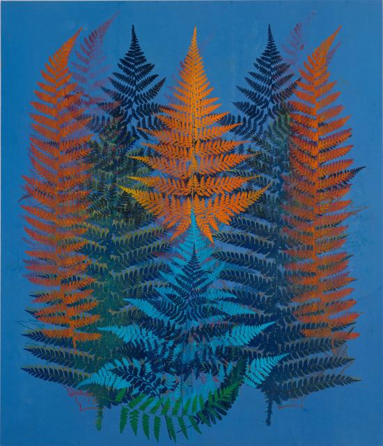 , 'Strata Asplenium,' 2014, Luhring Augustine