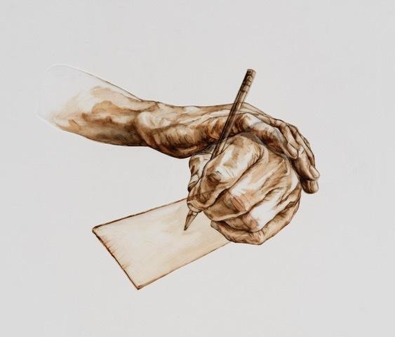, 'Silent Words,' 2019, Hofheimer Gallery