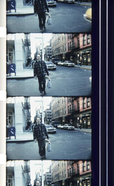 , 'Robert Frank, Prince Street, Soho N.Y., October 27, 1975,' 2013, Deborah Colton Gallery