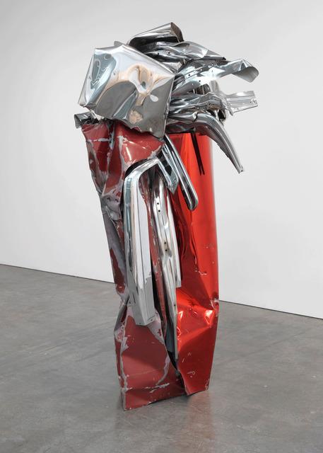 , 'ENTIRELYFEARLESS,' 2009, Gagosian