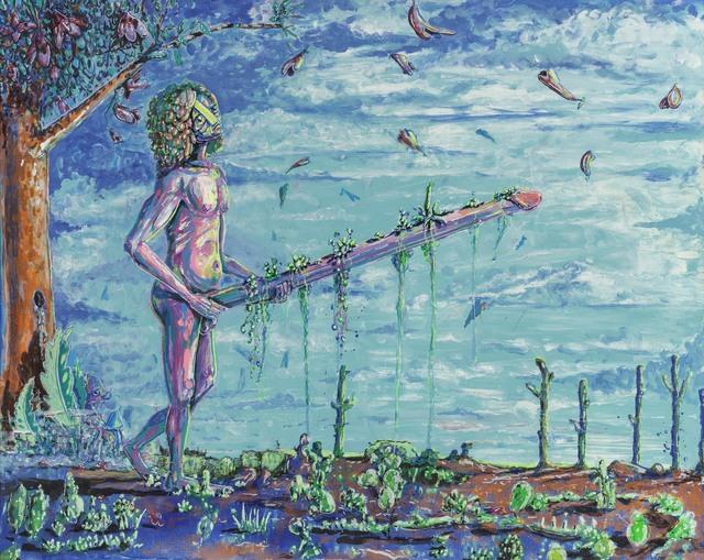 , 'Succulent,' , Ro2 Art